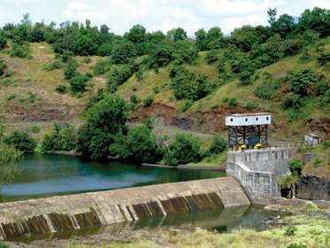 IHDC - Holding dam prior to BHII