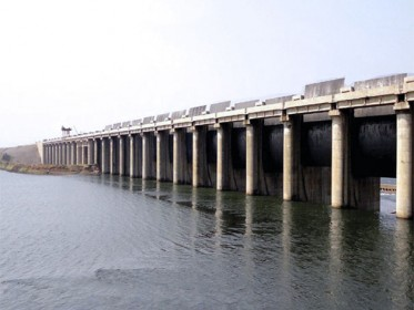 Hydropower Project (SMHPCL) - Spillway (barrage)