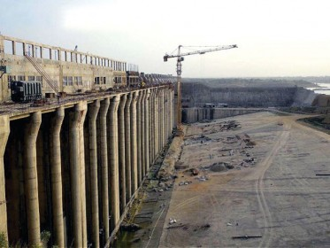 Hydropower Project (SMHPCL) – Power house