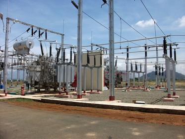 Indian Energy Ltd - Theni project
