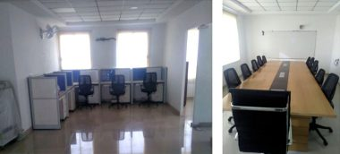Administrative Building- Work stations & Conference room
