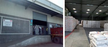 Warehousing for IOCL at Ahmedabad