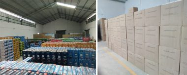 Warehousing for Livguard & Ncubate Technologies- Bengaluru